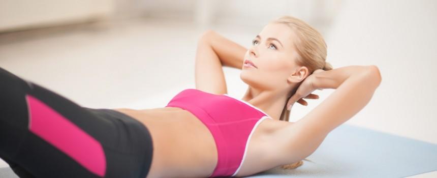 Maigrir du ventre grâce au sport