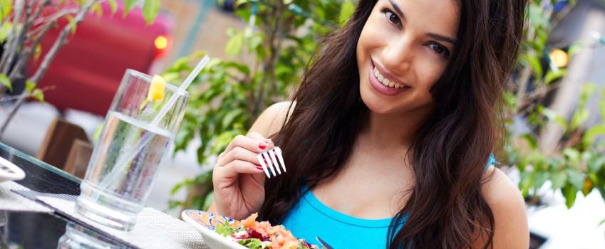 Régime végétarien pour maigrir