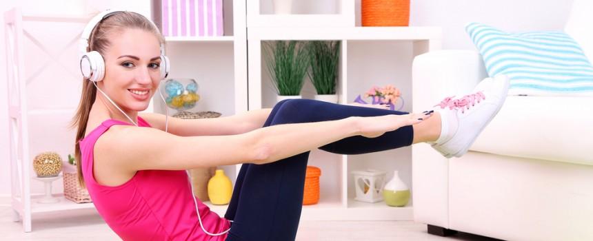 des exercices faciles r aliser la maison pour rester. Black Bedroom Furniture Sets. Home Design Ideas