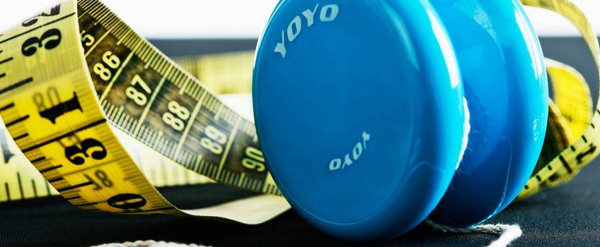 L'effet yoyo: Comment ne pas regrossir?