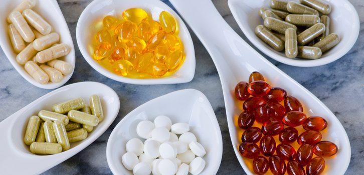 L'importance des vitamines dans un régime