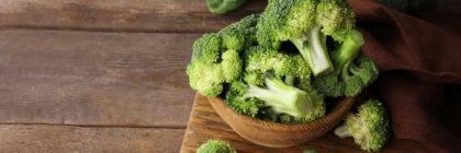 Le brocoli, un bon allié pendant un régime