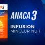 Anaca3 infusion minceur nuit : comment l'utiliser