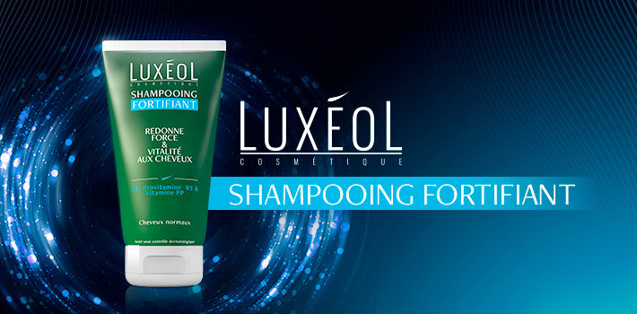 Luxéol shampooing fortifiant