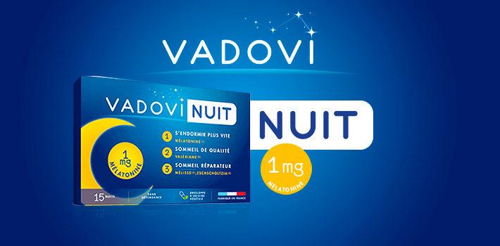 Vadovi Nuit une nouveauté de la marque Anaca3